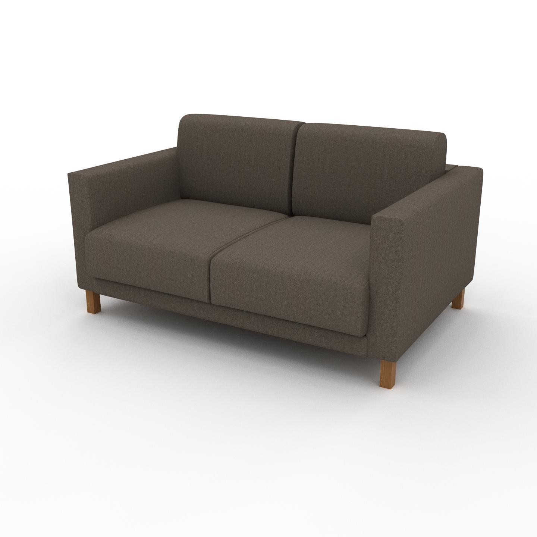 Sofa Graubraun - Moderne Designer-Couch: Hochwertige ...