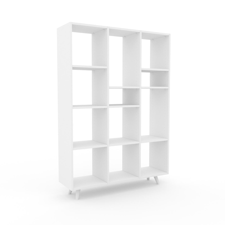 Range Cd Blanc Design Meuble Pour Vinyles Dvd Avec Porte Blanc Et Tiroir Blanc 118 X 168 X 35 Cm