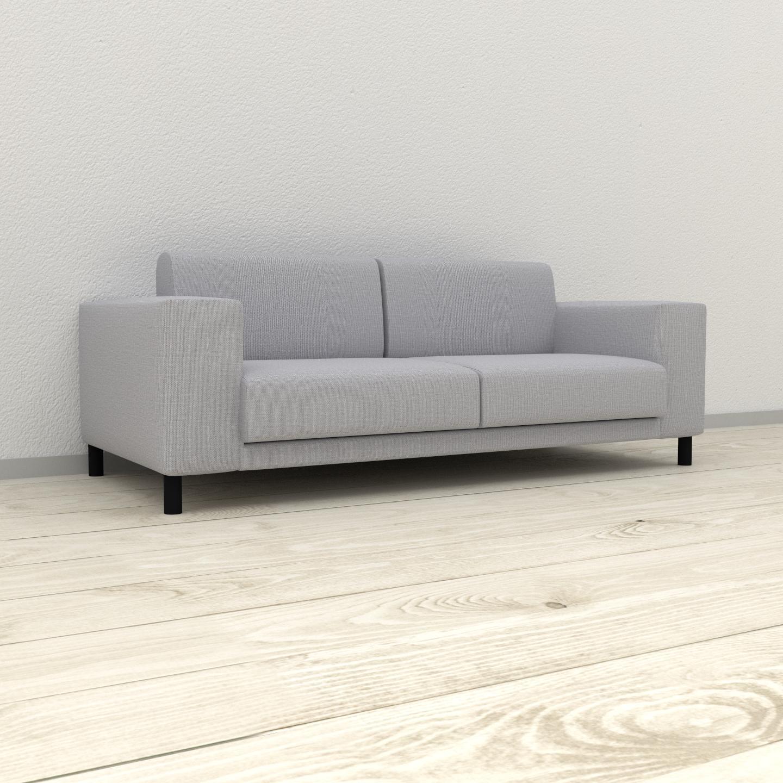 Sofa Lichtgrau - Moderne Designer-Couch: Hochwertige ...