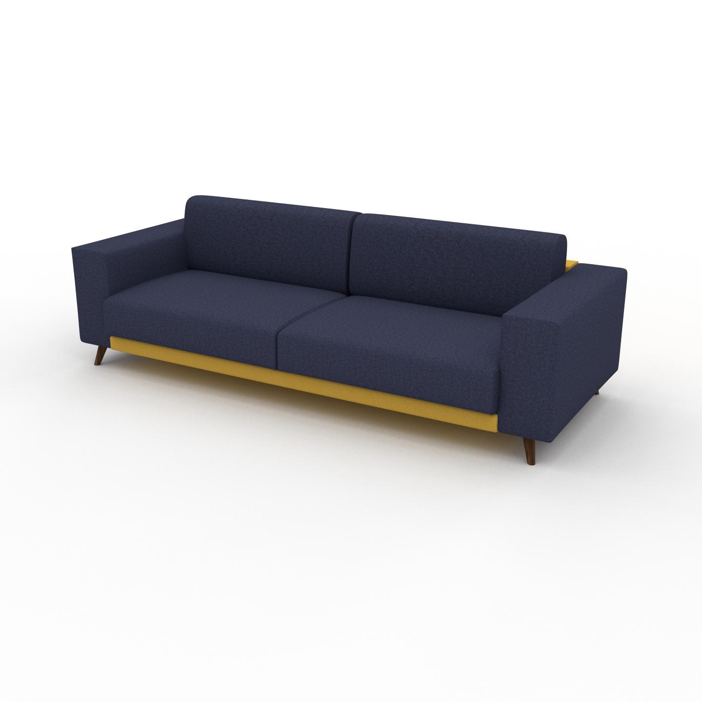Sofa Jeansblau - Moderne Designer-Couch: Hochwertige ...