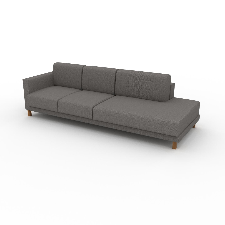 Sofa Taupegrau - Moderne Designer-Couch: Hochwertige ...