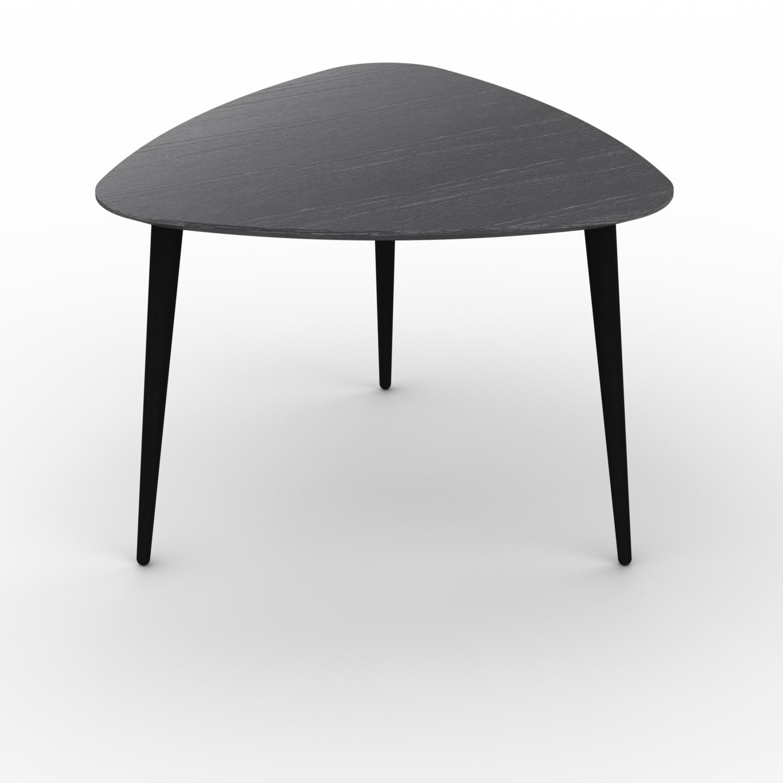 Table basse - Noir, triangulaire, design scandinave, petite table pour... par LeGuide.com Publicité
