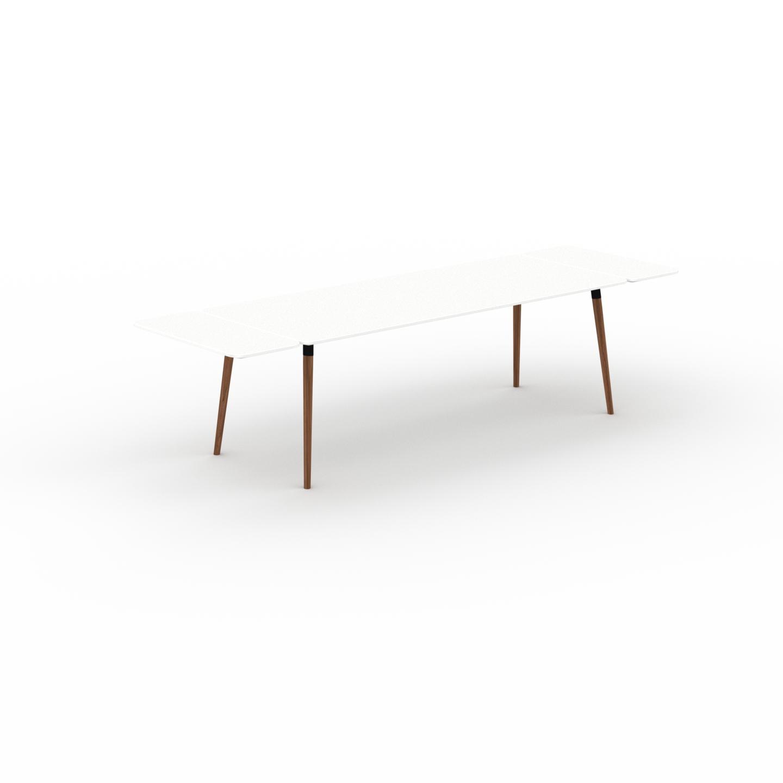 Table à manger - Blanc, design scandinave, pour salle à manger ou cuisine... par LeGuide.com Publicité