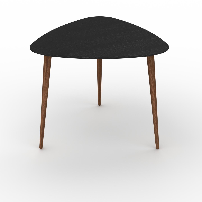 Table basse - Wengé, triangulaire, design scandinave, petite table pour... par LeGuide.com Publicité